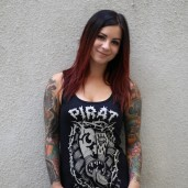 devil ladies tank top