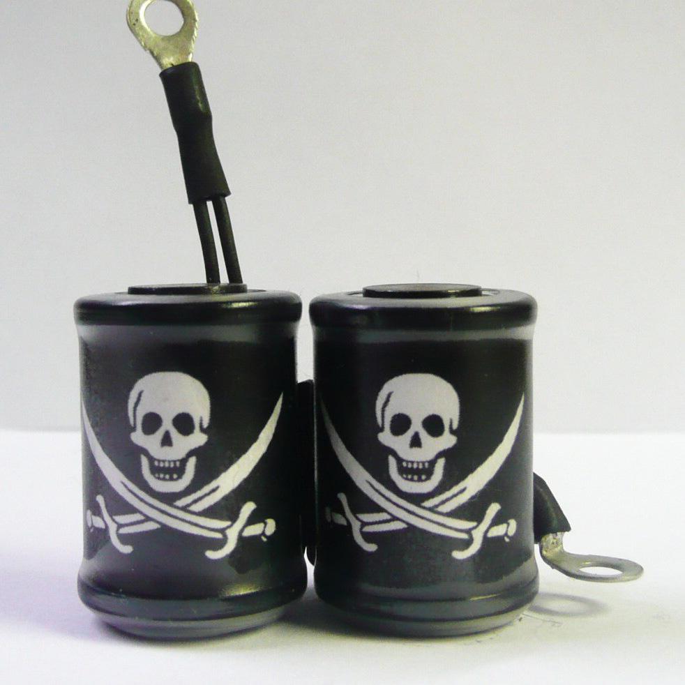 pirátska vlajka