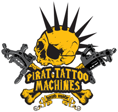 PIRAT TATTOO MACHINES